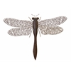 Benzara Metal Dragon Fly Excellent Home Interior