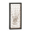 "Benzara Enthralling Metal Wall Decor 24""W, 52""H"