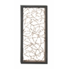 "Captivating Metal Wall Decor 24""W, 52""H"