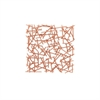 Remarkable Metal Wall Decor, Copper & Silver