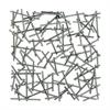 Amazing Iron Wall Decor, Grey