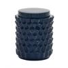 Benzara Utility Rich Ceramic Blue Jar