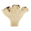 Benzara Breathtaking Ceramic Gold Vase