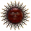 Metal Sun Wall Decor Catch The New Trend In Home Furnishing
