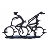 Polystone Bike With Sports Look