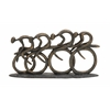 Benzara Sporty Fascinating Polystone Racing Bicyclers