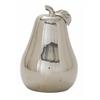 "Fabulous Ceramic Silver Pear 12""W, 16""H"
