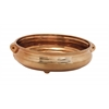 Benzara Elegant Ceramic Copper Pot