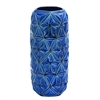 Fabulous Ceramic Blue Vase, Blue