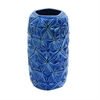 Amazing Ceramic Blue Vase, Blue