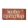 Classy Metal Led Xmas Sign