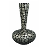 Benzara Metal Vase Recent Arrival Yet Discounted
