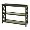 "Benzara Grand Wood Console Table 39""W, 32""H"