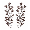 Benzara Metal Wall Decor Pair For Wall Decor Upgrade Option