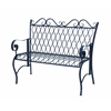 Benzara Beautiful Design Metal Bench With Conventional And Modern Style