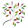 Benzara Metal Leaf Wall Decor A Natural Beauty
