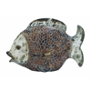 Benzara Ceramic Fish With Stylishly Design Striking And Urban Look