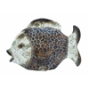 Benzara Antique Ceramic Fish With Gorgeous Contemporary Design