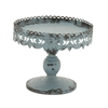 Benzara Striking & Useful Metal Cake Stand