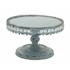 Benzara Fancy & Adorable Metal Cake Stand