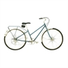 Incredible Metal Bicycle Wall Decor, Blue