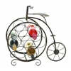Benzara Metal Wine Rack19 Inches High Style Statement