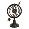 Benzara Metal Amilary Stand Table Decoration That Is Involving