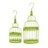 Benzara Bird Cage With Great Durability And Long Lasting - Set Of 2