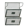 Benzara Stylish Metal Wire Wall Organizer