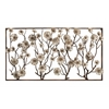 Benzara Mesmerizing Unique Styled Metal Wall Decorative