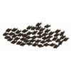 "Benzara Metal Fish Wall Decor 53""W, 20""H Wall Decor"