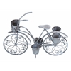 Benzara Classic Style Bicycle Planter For Your Potted Plants