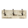 Benzara Cute And Impressive Wall Hooks With Rustic Nail Knobs