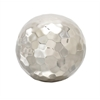 "Benzara Stunning Disco Themed Metal Orb 8""D"