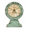 Benzara Old Look London Themed Table Top Clock