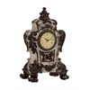 Benzara Antique Styled Designed Ceramic Table Clock