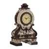 Benzara Antique Styled Fancy Ceramic Table Clock