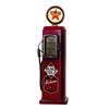 Benzara Wood Gas Pump Cd Holder An Attractive Utility Decor