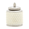 Benzara Stunningly Beautiful Ceramic Jar
