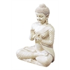 Benzara Polystone Buddha Makes The Spot Eye-Catching And Influencing
