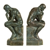 Polystone Bookend Pair For Better Book Keeping