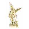 Benzara Polystone Saint Michael Specific Decor Item