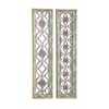 Benzara The Mystical Wood Wall Panel 2 Assorted