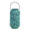 Bright Contemporary Styled Ceramic Lantern