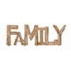 Creative Styled Striking Driftwood Family