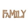Creative Styled Striking Driftwood Family