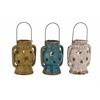 Benzara The Exquisite Ceramic Lantern 3 Assorted