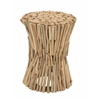 Benzara Exquisite Driftwood Foot Stool