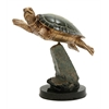 Benzara Elegantly Designed Turtle Figurine