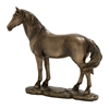 Benzara Captivating Horse Figurine